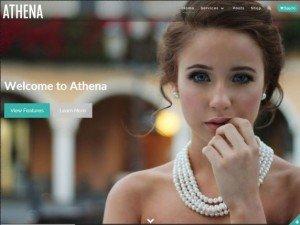 Thème Athena